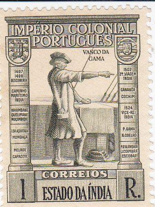 Selo de Vasco da Gama - Índia Portuguesa