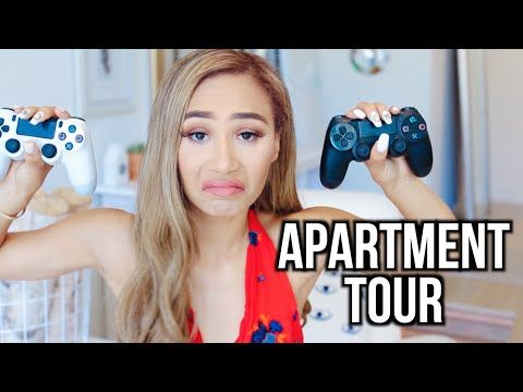 THE MOST PINTEREST APARTMENT TOUR EVER! - YouTube