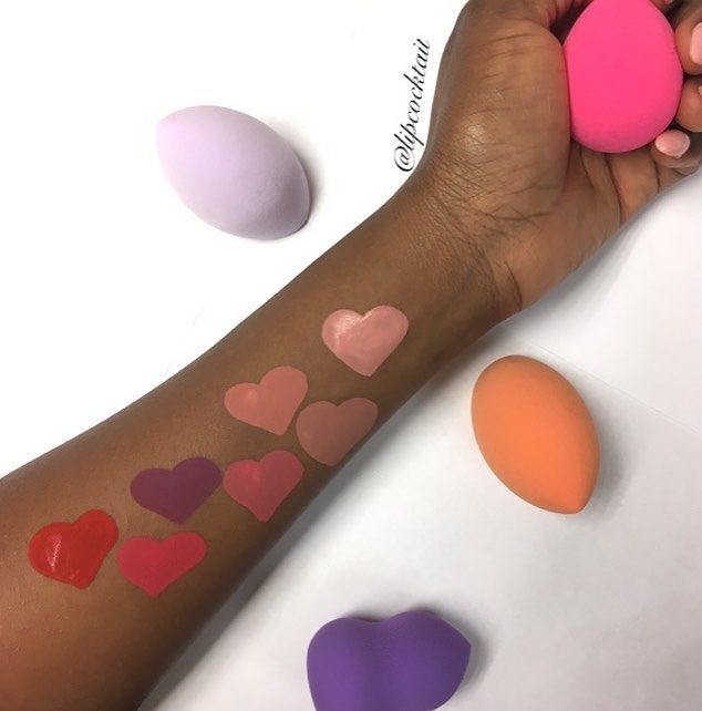 Barry M Matte Me Up Swatches, these liquid lipsticks are truly long lasting�� (left - right) Paparazzi, Pop Up, Embellish, Runway, On the scene, Minimalist, Go to. • • #barrym #mattemeup #realtechniques #officialbbeauty #makeupsponge #matte #ilovemakeup #liquidlips #lippie #lipstick #lippaint #mattelips #makeupmadness #makeup #instamakeup #cosmetic #cosmetics #fashion #lip #lips #concealer #foundation #base #beautysponge http://ameritrustshield.com/ipost/1552911094192162292/?code=BWNDGmZFkX0