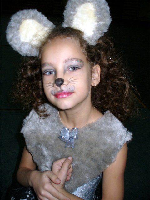 Výsledek obrázku pro детский макияж