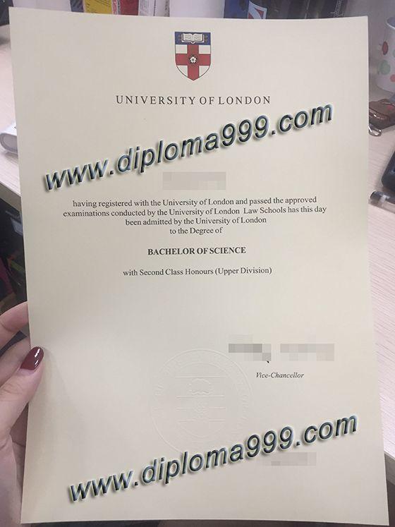 QQ/WeChat:648998850, buy University of London fake degree, buy ...