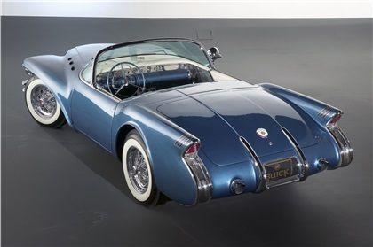 Buick Wildcat II, 1954