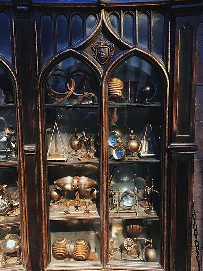 Como decorar con antigüedades como Dumbledore en Harry Potter - Conpiescious - Diseño Eco