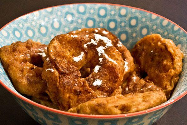 Gluten free applebeignets recipe - Glutenvrije appelbeignets recept
