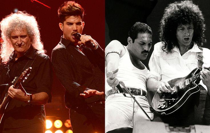 Adam Lambert discusses the upcoming Freddie Mercury biopic movie - NME