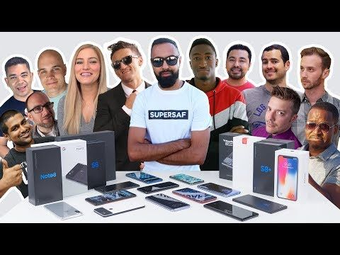 BEST Smartphones 2017 - YOUTUBER Edition By SuperSaf TVbest smartphone,top 5 smartphones,best smartphone 2017,top 5 smartphones of 2017,best smartphone camera,top 5 smartphone cameras,Best,Best Tech,Casey Neistat,MKBHD,ijustine,Marques Brownlee,Jon Rettinger,TechnoBuffalo,DetroitBORG,Michael Kukielka,jerryrigeverything,C4ETech,Jaime Rivera,Armando Ferreira,Michael Fisher,MrMobile,PocketNow,SuperSaf,SuperSaf TV