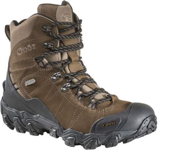 Oboz Bridger 8 Insulated BDry hiking boots for men