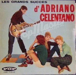 Adriano Celentano Les Grands Succès D' Adriano Celentano POMS 71-0011-30 monoral