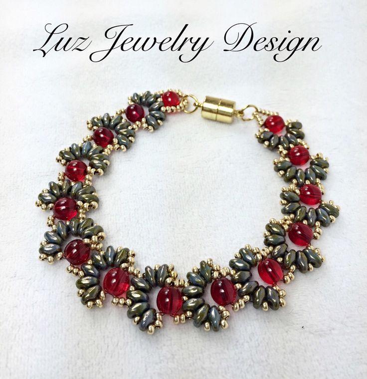 Beadwork Bracelet                                                                                                                                                                                 More