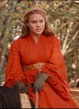 Princess Bride costuming - red riding dress tutorial