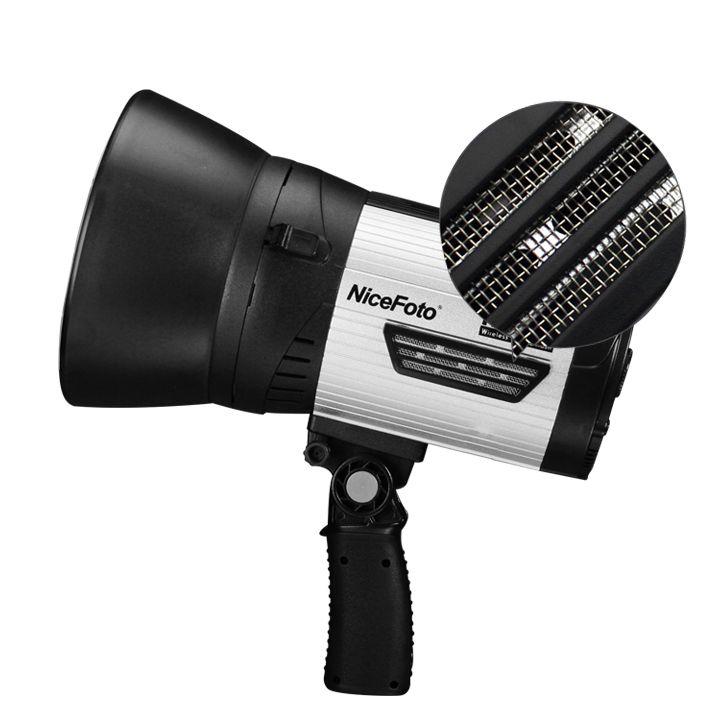 Аккумуляторный студийный моноблок NiceFoto Classic nflash 600 (крепление bowens)