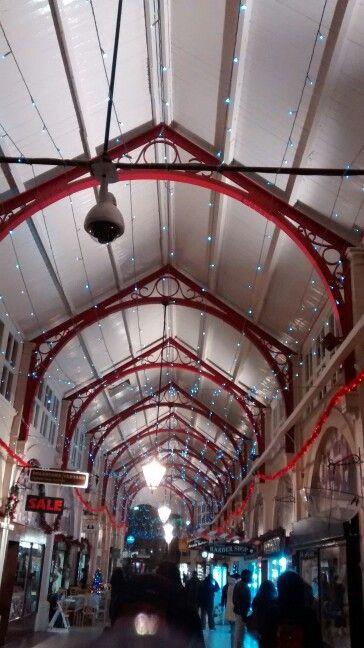 Victoria Market / Inverness- Escócia  12/20¹6