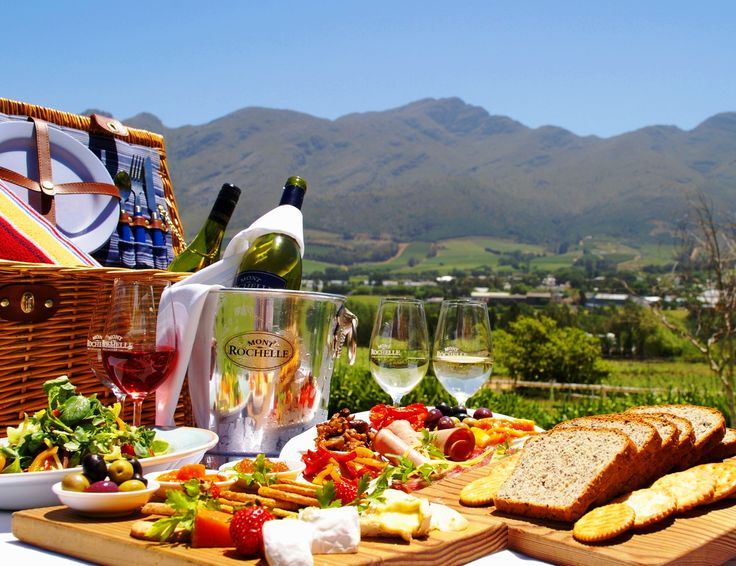 The Beauty & spender of Franschhoek. A place you go to truly get away from it all and watch the world go by. My Paris