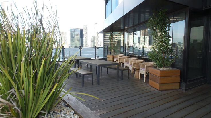 Hilton South Wharf Executive Lounge in Melbourne, Australia