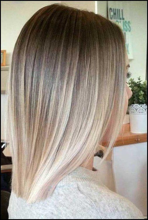 Muss Brunette Bob Frisuren Sehen Fryzura Pinterest Hair Ombre