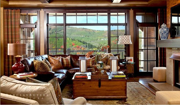 Mountain interior design trends for 2013 leather sofas for New home interior designs 2013