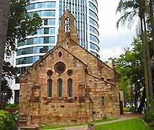 Brisbane Churches and Cathedrals: Brisbane, Queensland - QLD, Australia