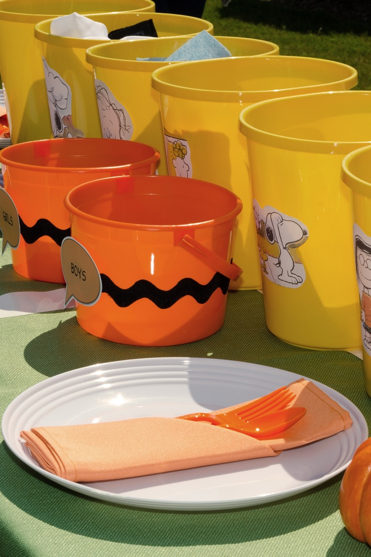 112 best Charlie Brown / Snoopy Party Ideas images on Pinterest
