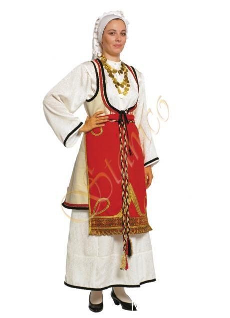 Костюм крымской гречанки — 13