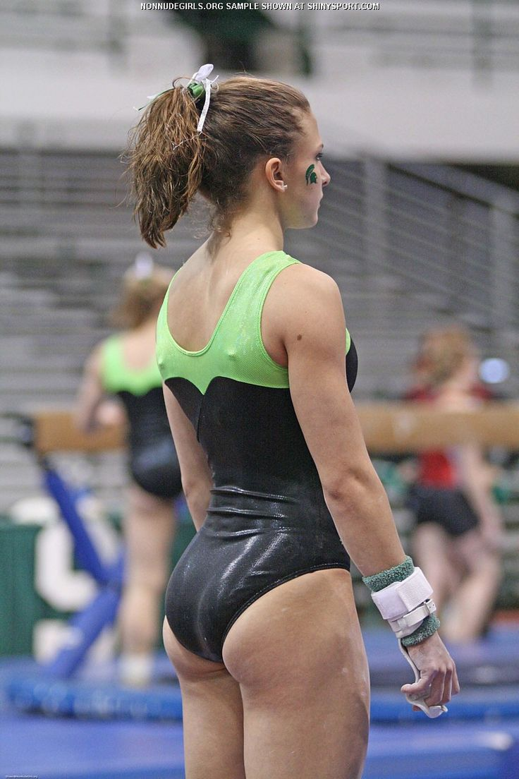 Womens Gymnastic Butt 25