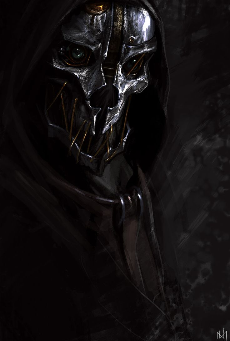 Dishonored Fan Art // Corvo Attano by Nagy Norbert