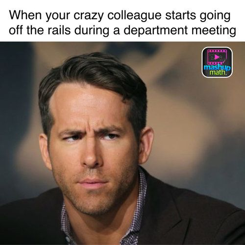 33 Memes Each Math Trainer Can Relate To