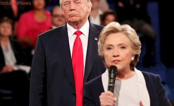 Donald Trump, Without Evidence, Cites Ukraine Ties to Ex-rival Hillary Clinton
