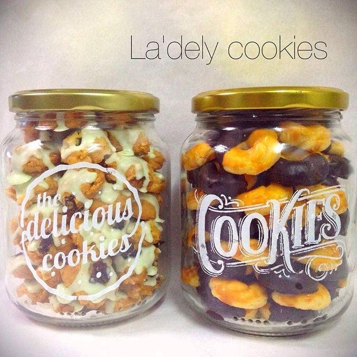la dely cookies kuliner bandung