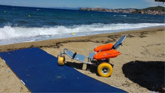 Πρέβεζα: Αμφίβια αμαξίδια για ΑΜΕΑ θα υπάρχουν σε δύο παραλίες του Δήμου Πρέβεζας
