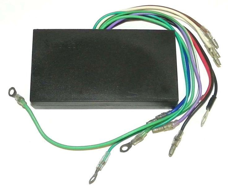 WSM Mercury 67F-81960-1 Yamaha 75-100 Hp 4-Stroke Regulator OEM # 804278T11