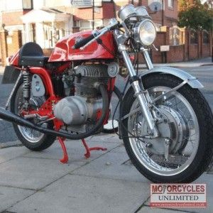 1975 MV Agusta 350B Classic Italian Bike for Sale