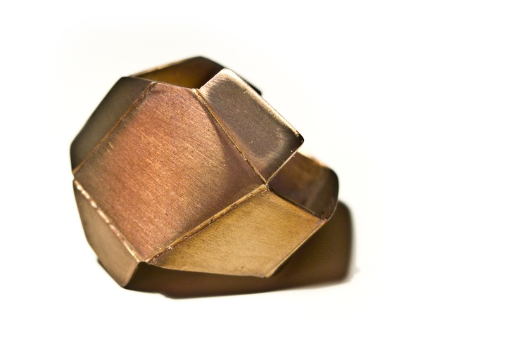 Cerdà, ring, titanium, Karin Roy Andersson 2012