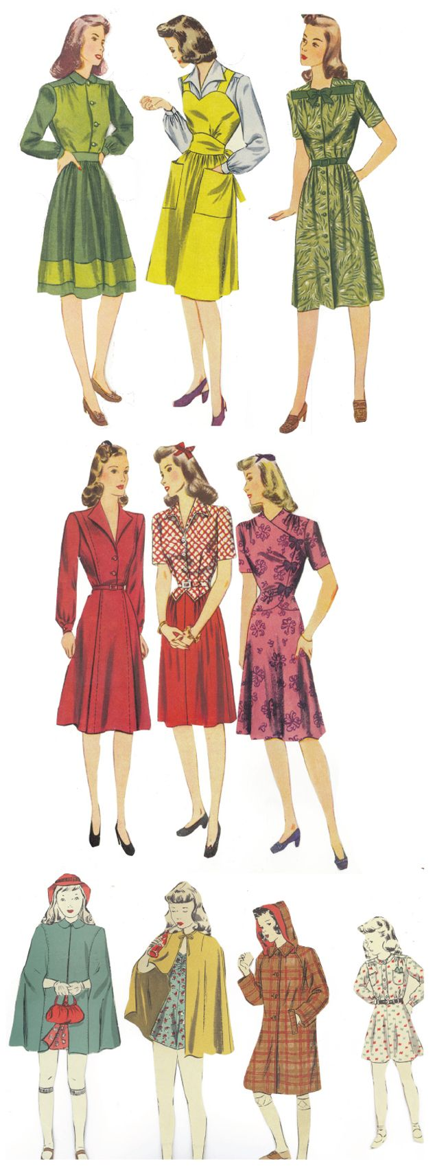 Collected: Paper Dolls