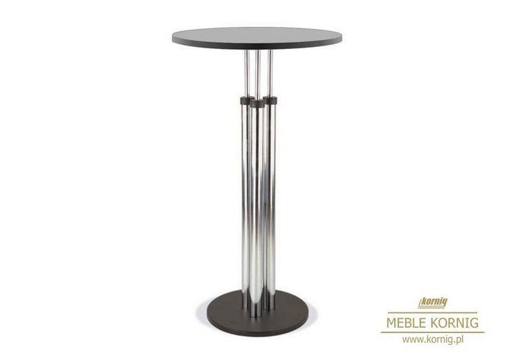 Wysoki stolik kawiarniany, barowy nadaje się do hokerów