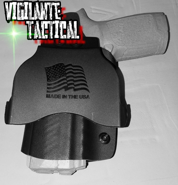 Kydex right handed OWB paddle holster for Sig p320 compact or full size (Free US Shipping!) by VIGTAC on Etsy