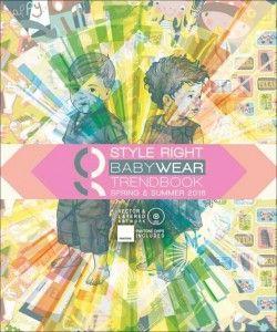 #STYLE RIGHT #BABY #TREND #BOOK S/S #2016 incl. DVD  è dedicato ai disegnatori per l'abbigliamento del neonato. 160 pagine a colori potrete trovare tutto il necessario per soddisfare e per essere guidati nel mercato della moda delle collezioni dell'abbigliamento del bambino con colori (presentati in Pantone ® colour chips), gruppi specifici per (tutine, abiti, gonne, camicette, pantaloncini, accessori e scarpe), così come molti disegni per motivi di stampa, ricamo ed applicazioni