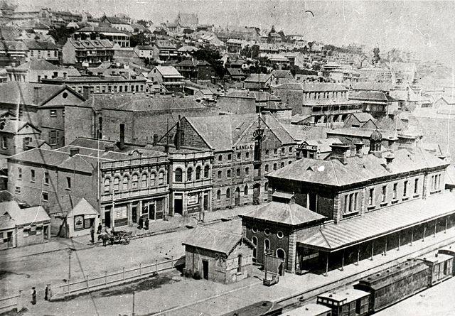 ******Newcastle Railway Station, Newcastle, NSW, [n.d.] | by UON Library,University of Newcastle, Australia