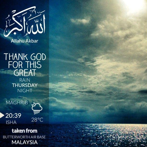 3 Ramadhan 1434H. Alhamdulillah ❤#ramadhan #muslim #islam taken with #ainunapp http://ainunapp.com