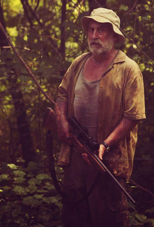 Dale Horvath - actor Jeffrey DeMunn - The Walking Dead
