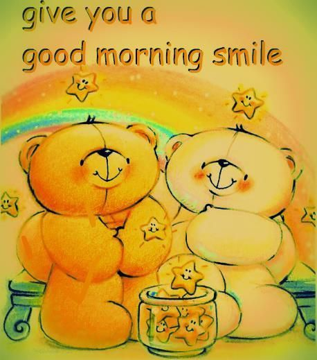 A Good Morning Smile