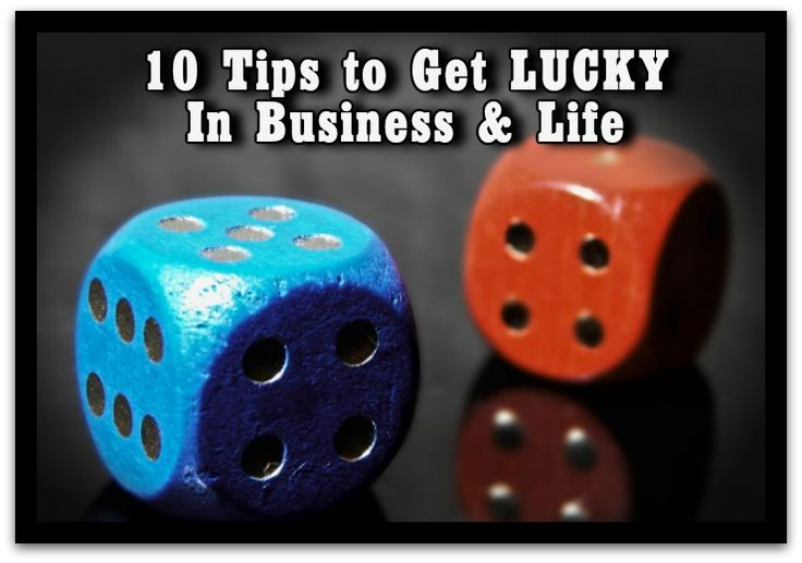How To Get Lucky In Business & Life - By Bob Parsons, CEO - Godaddy