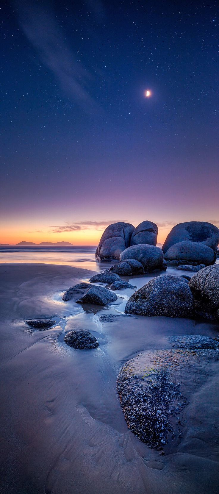 Moonlight, Wilsons Promontory National Park, Victoria, Australia | by Sam Assadi on 500px