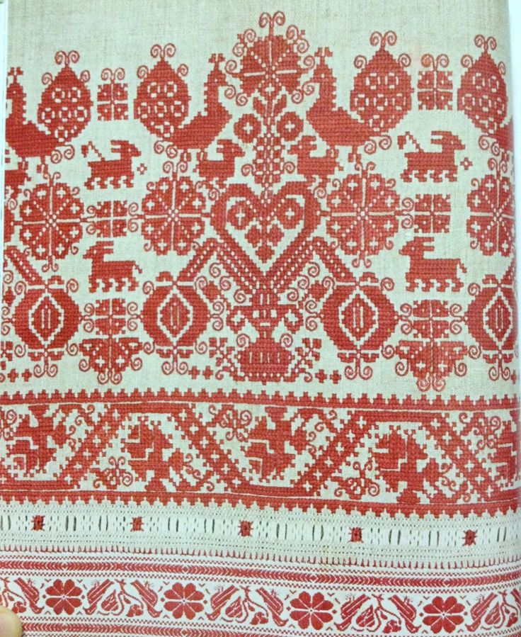 Slovak Folk Embroidery | Slavorum