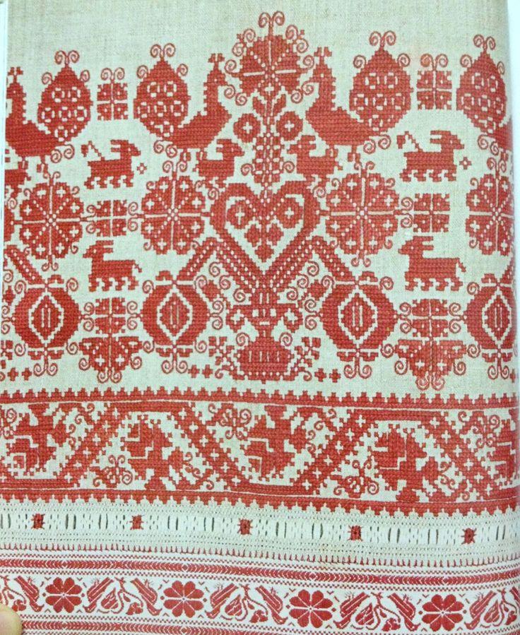 Slovak Folk Embroidery | Slavorum