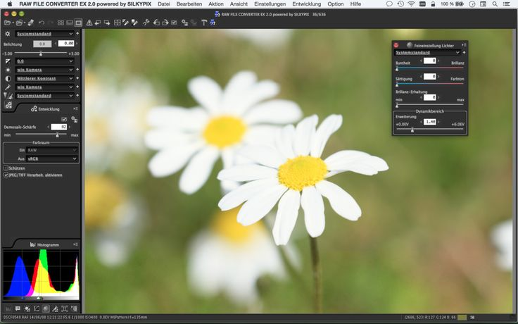 Film Simulations in RAW File Converter EX Version 2 | Fuji Rumors