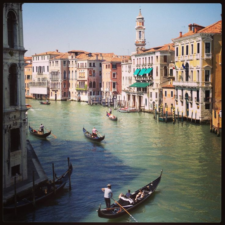 Venice, Italy--One of my favorite places in the world!