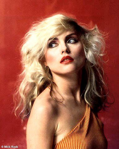 Are there any other huuuuge Blondie fans out there?? I not only love the music but I love Debbie Harry. She is just so… COOL. You know? Bad ass chick in a punk band with platinum hair!? She b…