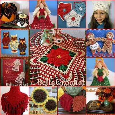 BellaCrochet Free Patterns: A directory to all of my free patterns