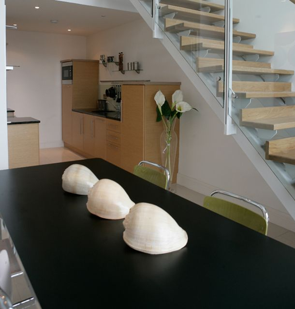 A Studio Apartment by Studio Interiors, Galway