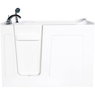 dog grooming walk in tub. allure walk in tubs 4.42 ft. walk-in bathtub white s53wl dog grooming tub